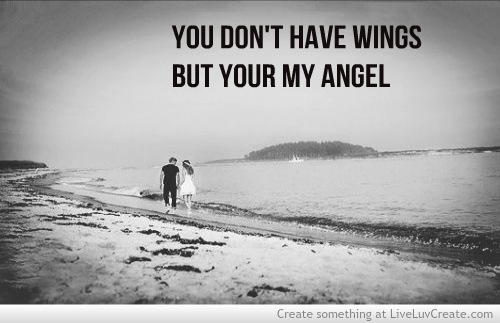 Angel Love Quotes 14