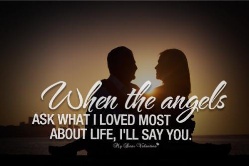Angel Love Quotes 18