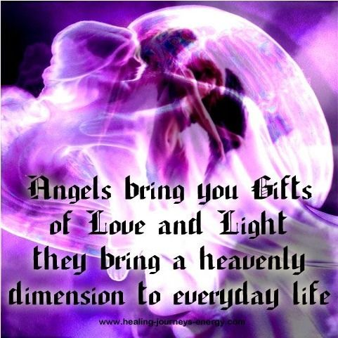 Angel Love Quotes 19