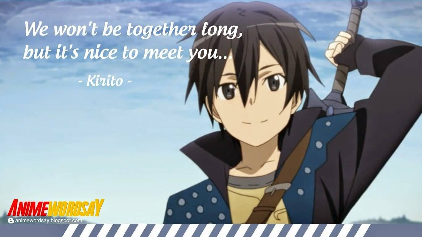 Anime Quotes About Friendship 17