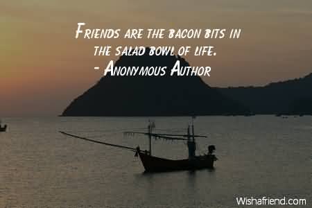 Anonymous Quotes About Friendship 17