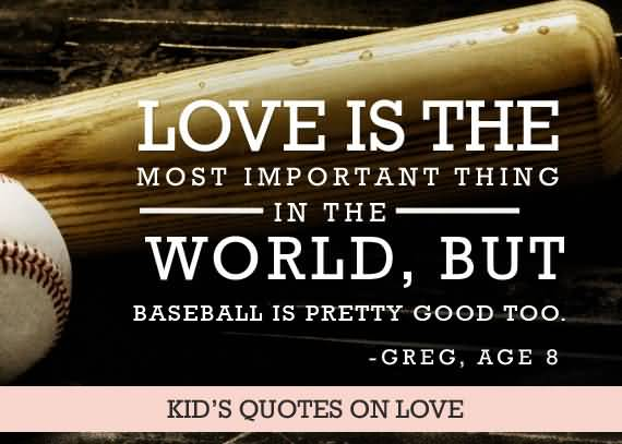 Baseball Love Quotes 60 QuotesBae Gorgeous Baseball Love Quotes