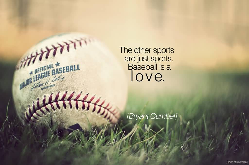 Baseball Love Quotes 14