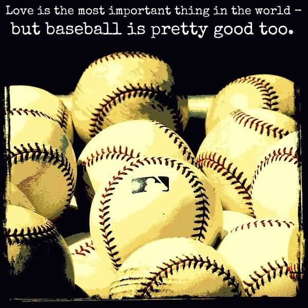 Baseball Love Quotes 60 QuotesBae Inspiration Baseball Love Quotes
