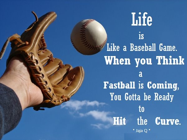 Baseball Quotes About Life 60 QuotesBae Impressive Baseball Life Quotes