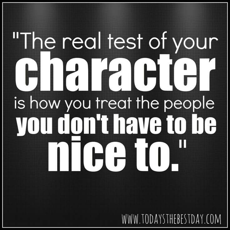 Be Nice Quotes Meme Image 13