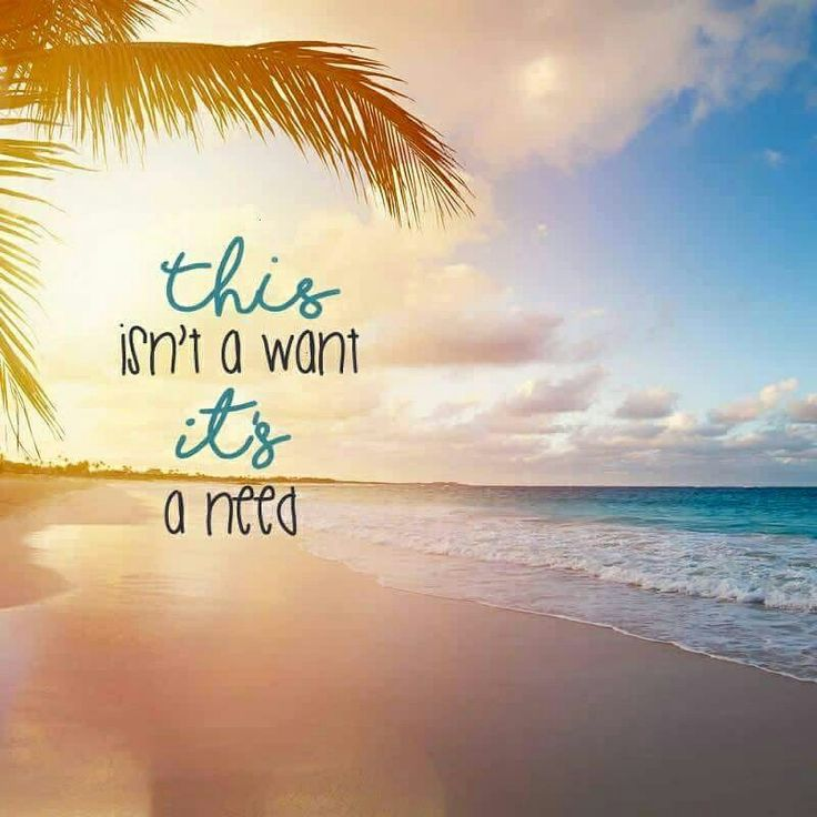 Short Vacation Quotes: Beach Life Quotes And Sayings With Pictures