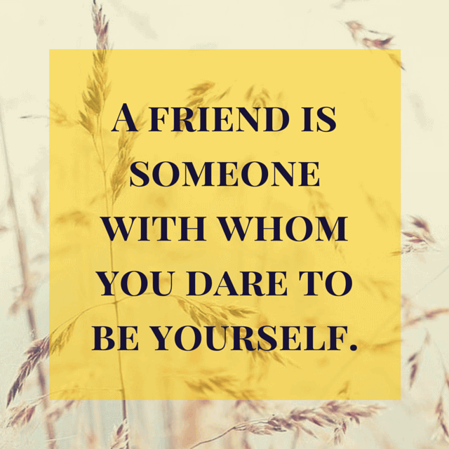 Beautiful Quotes About Friendship 09