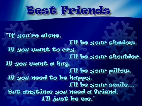 Beautiful Quotes About Friendship 12