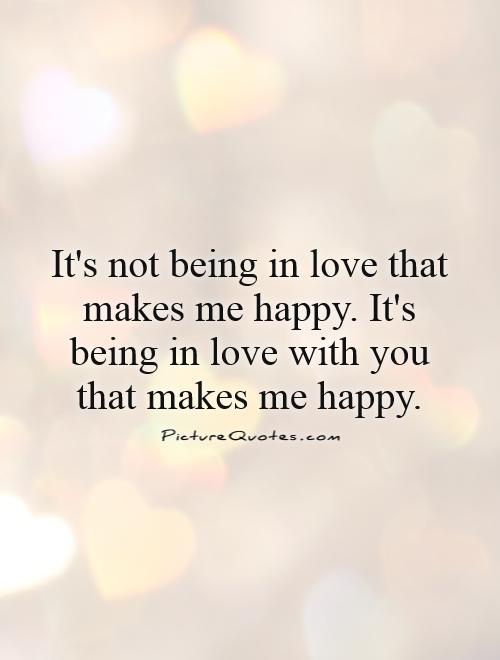 Being In Love Quotes 14