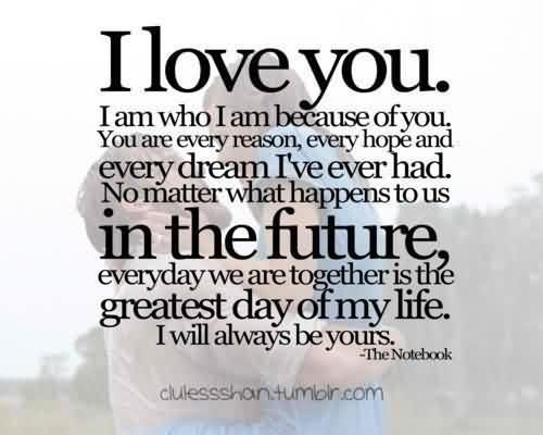 Being In Love Quotes 15