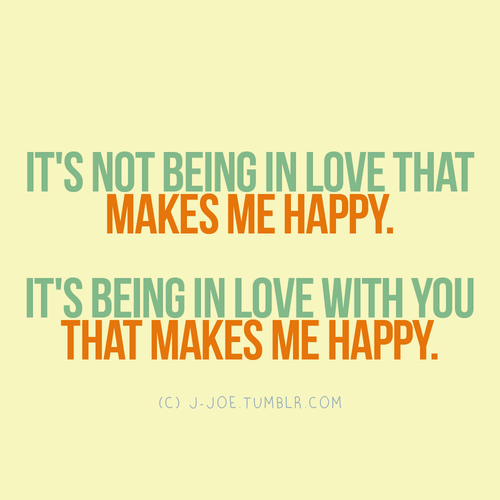 Being In Love Quotes 16