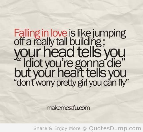 Being In Love Quotes 17