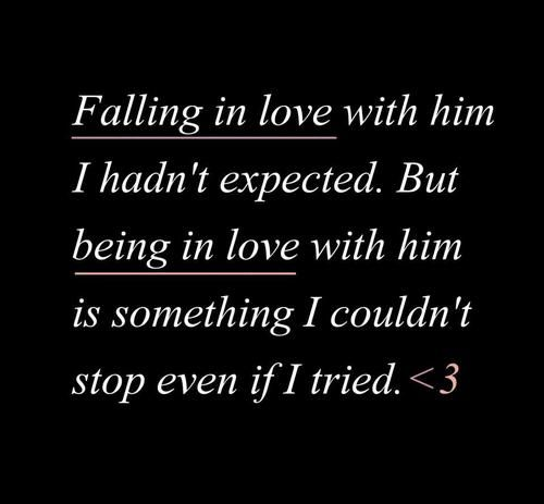Being In Love Quotes 18