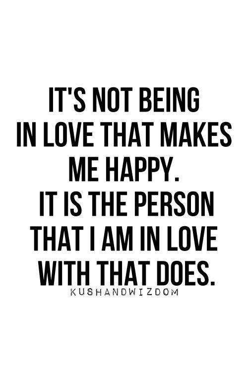 Being In Love Quotes 19