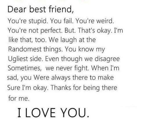 Best Friend Love Quotes 03