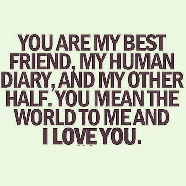 Best Friend Love Quotes 16