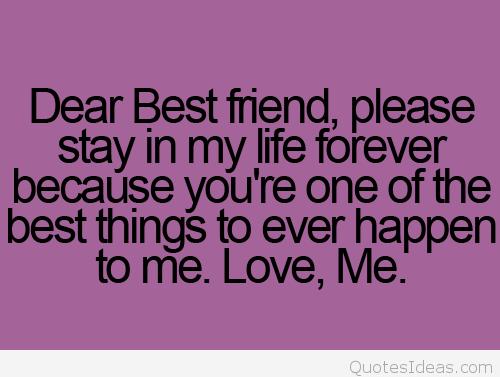 Best Friend Love Quotes 19