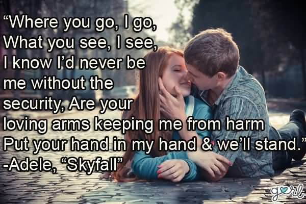 Best Love Song Quotes Meme Image 12