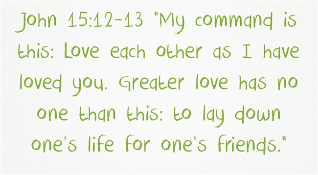 Bible Quotes Of Love 17