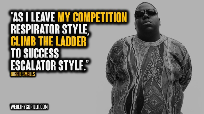 25 Biggie Smalls Quotes And Sayings Stock