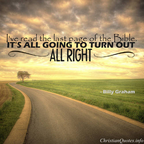 Billy Graham Quotes Meme Image 10