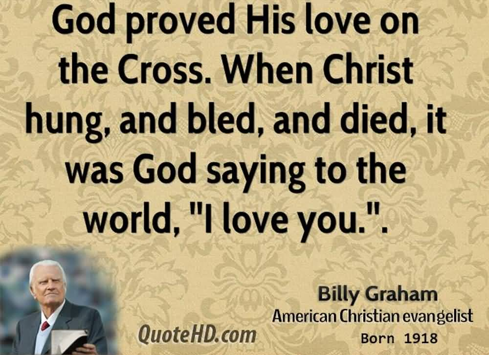 Billy Graham Quotes Meme Image 22