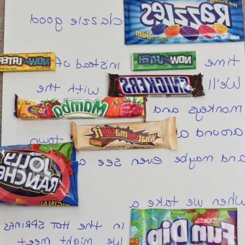 Candy Motivational Quotes Meme Image 06