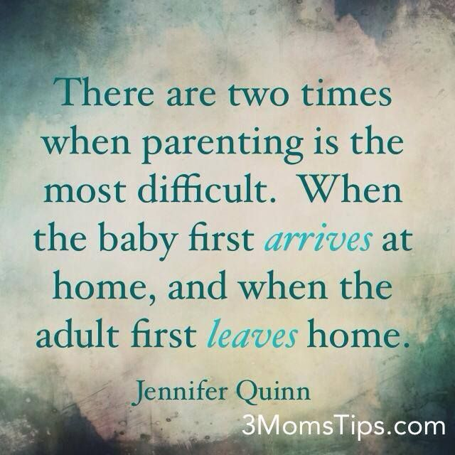 Child Moving Away Quotes Meme Image 12 | QuotesBae