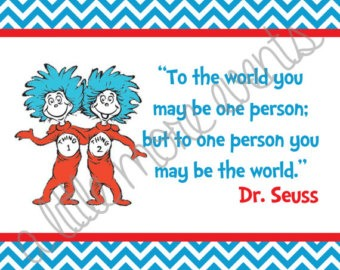 25 Dr Seuss Thing 1 And Thing 2 Quotes And Sayings Quotesbae