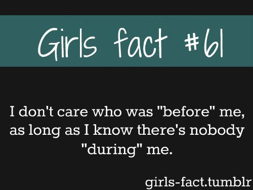 Facts About Girls Quotes Meme Image 08
