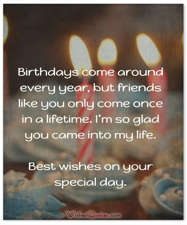 Friend Birthday Quotes Meme Image 16