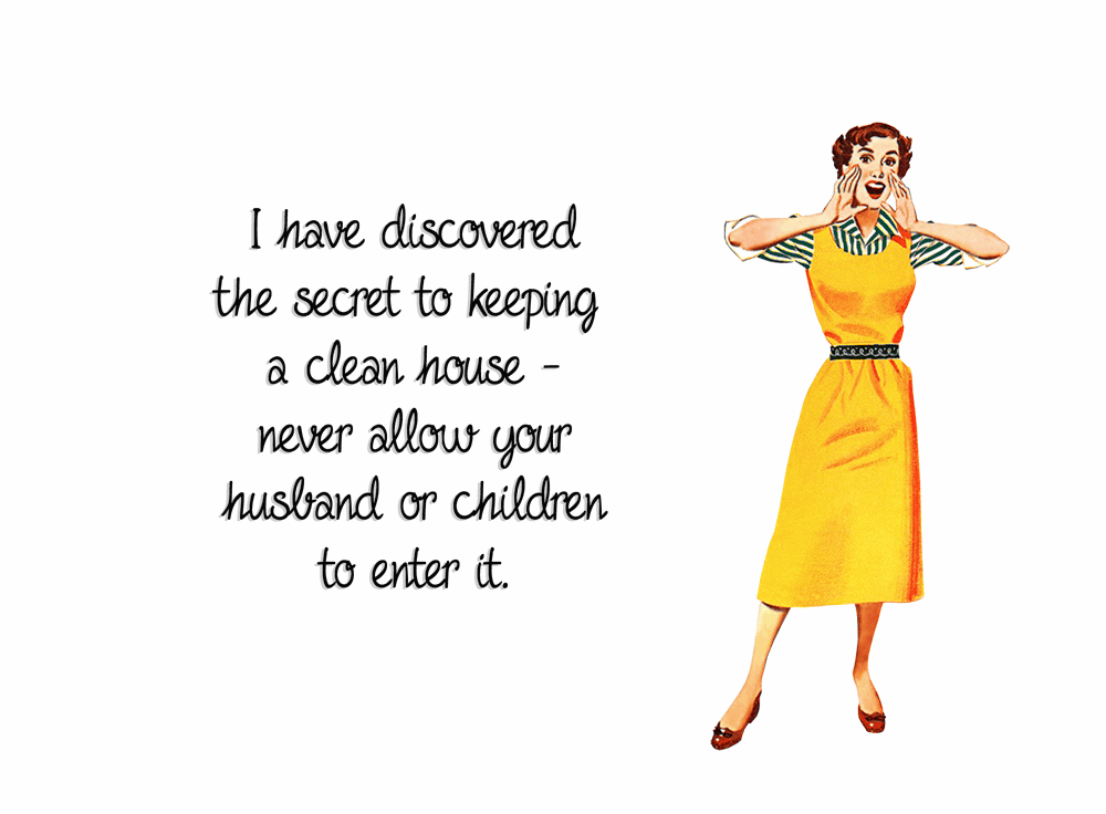25 Funny House Cleaning Quotes Sayings Quotesbae