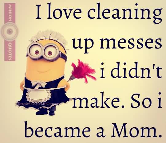 25 Funny Mom Quotes Sayings & Pictures