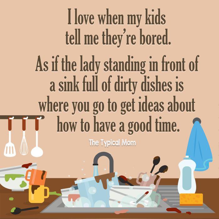 Funny Parenting Quotes Meme Image 13