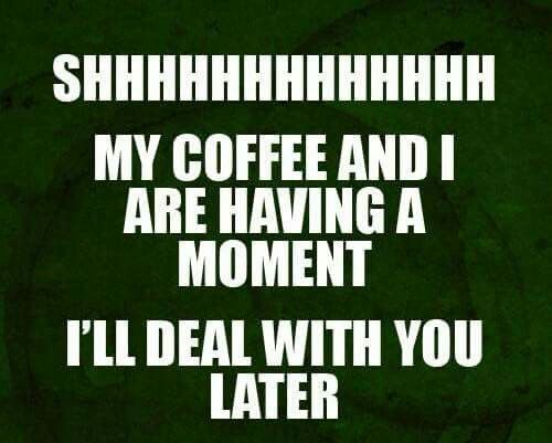 Funny Quotes About Coffee Meme Image 04