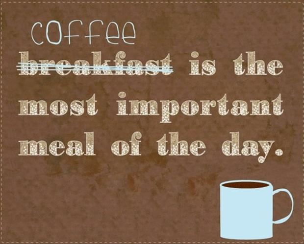 Funny Quotes About Coffee Meme Image 08