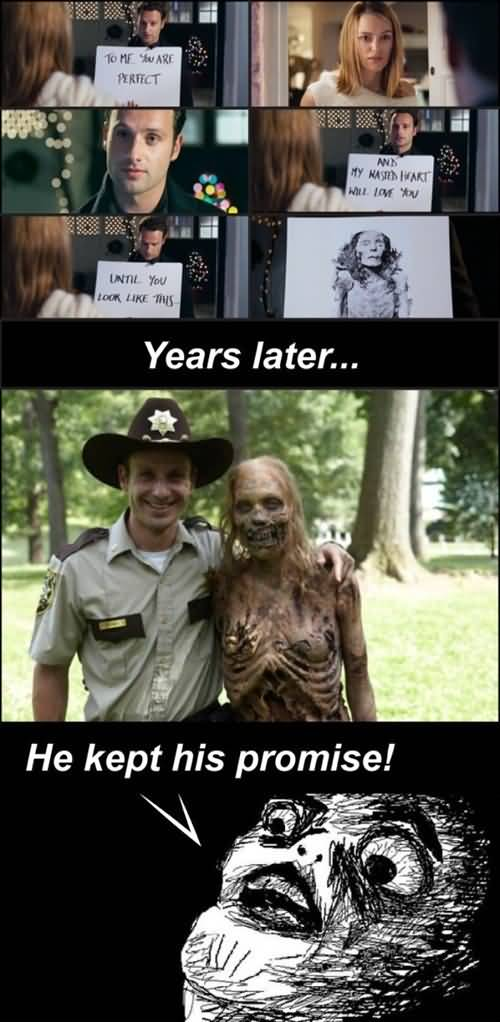 Funny Walking Dead Quotes Meme Image 19 | QuotesBae