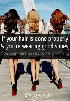 Getting Hair Done Quotes Meme Image 05