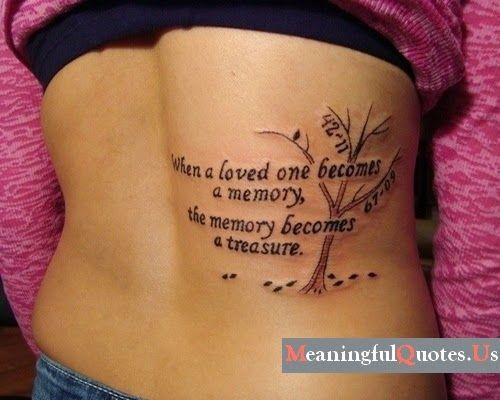 Girl Quote Tattoos Meme Image 11