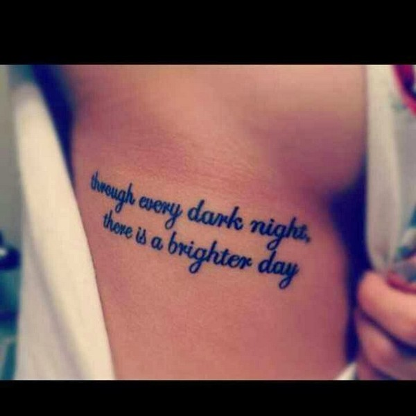 Girl Quote Tattoos Meme Image 12