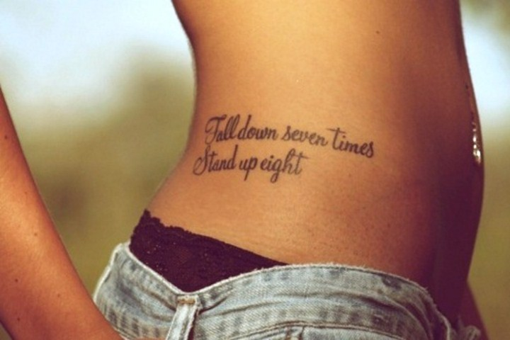 Girl Quote Tattoos Meme Image 16