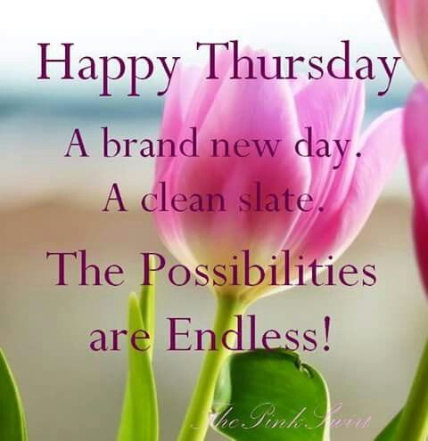 Good Morning Thursday Quotes Meme Image 01