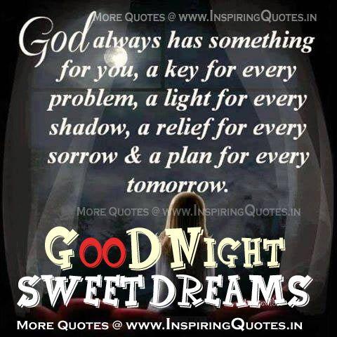 Good Night Prayers Quotes Meme Image 07