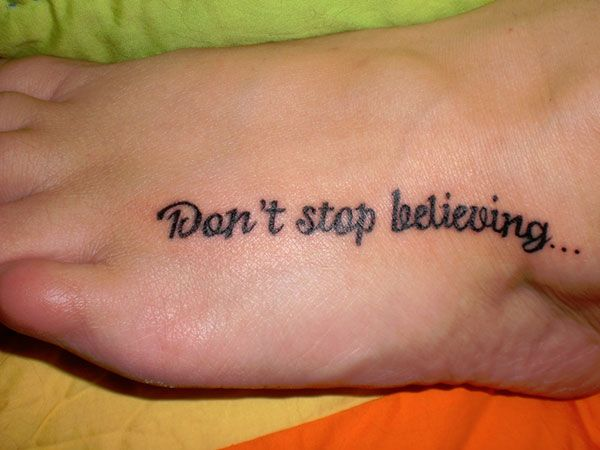 Good Quotes For Foot Tattoos Meme Image 04