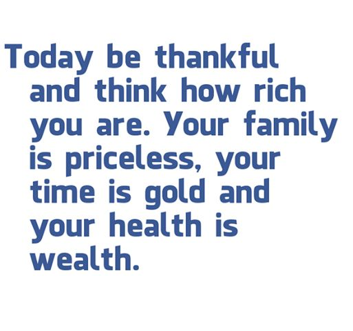 Grateful For Family Quotes Meme Image 06