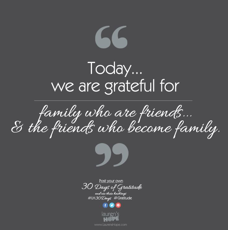 Grateful For Family Quotes Meme Image 08
