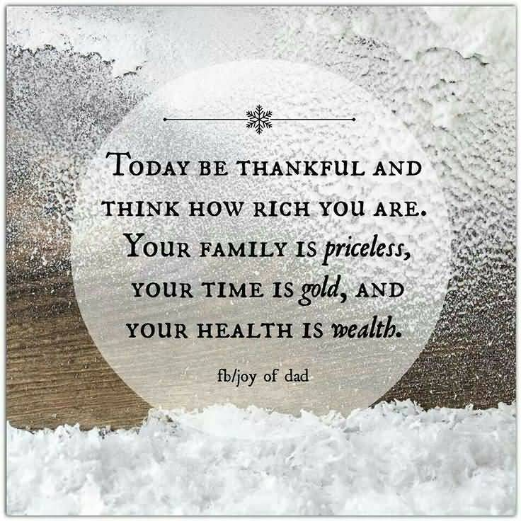 Grateful For Family Quotes Meme Image 18