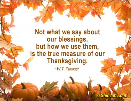 Happy Thanksgiving Quotes Meme Image 05