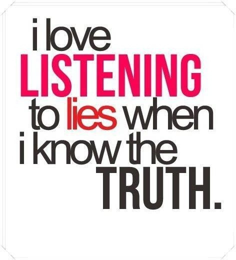 Hate Liars Quotes Meme Image 12